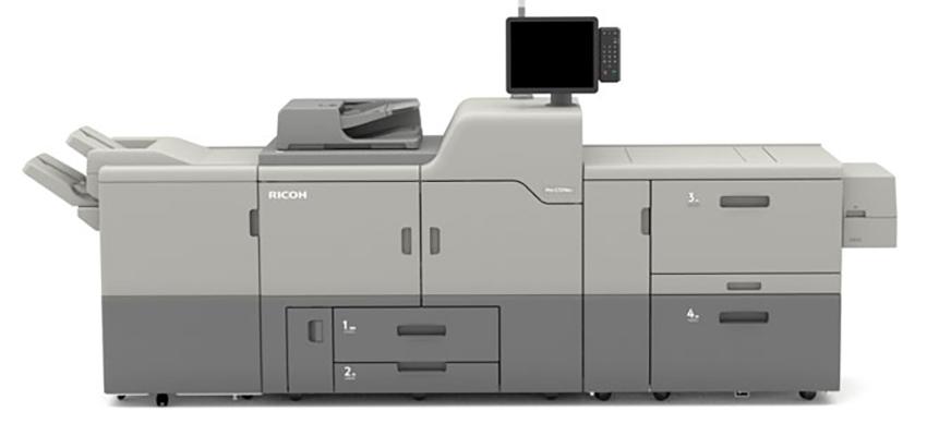 画像:シルク印刷機