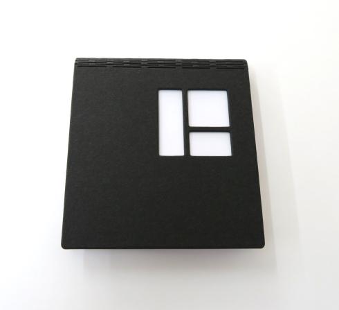 画像:構造計画研究所様 カバー付き付箋
